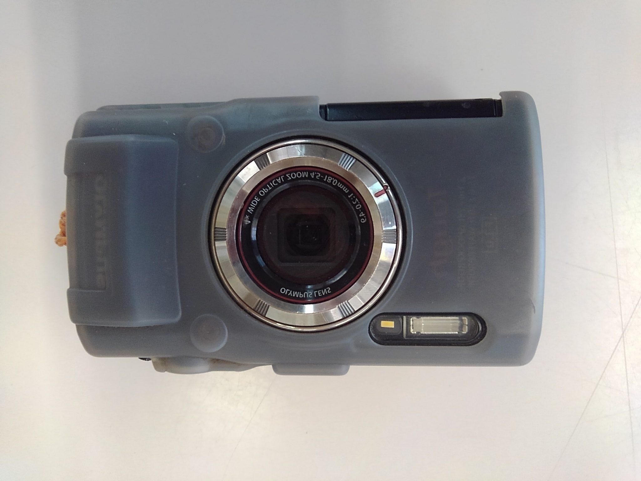 現場監督のCALSカメラ選び工事用デジカメのオリンパスとリコーを比較