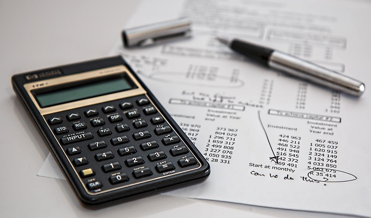 建退共の退職金計算方法は?計算式より電卓で退職金額を求める方法